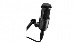 Microphones for Voice Over