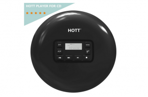 best portable cd players 2020