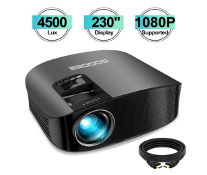 best outdoor projector for home theater