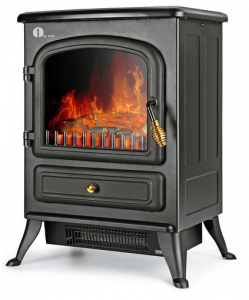 electric fireplace stove in 2020