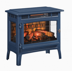 best electric fireplace stove