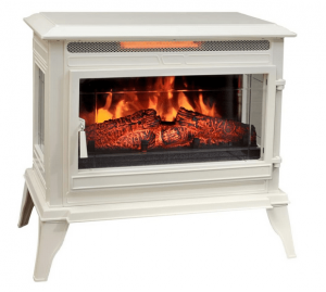 best electric fireplace stove 2020