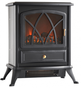 best electric fireplace stove in 2020