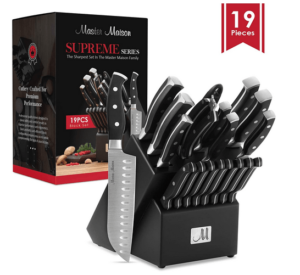 best cuisinart knife set