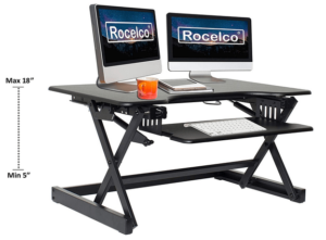 computer desk for dual monitor of 2020