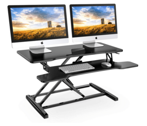 computer desk for dual monitor in 2020