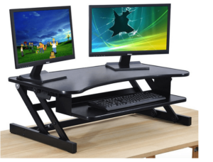 desk for dual monitors for 2020