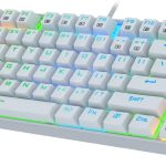 Top 15 Best White Mechanical Keyboard 2021