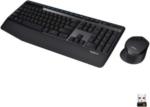Wireless Gaming Keyboard/Mouse Combo 2020