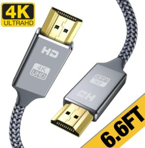 Best HDMI Cable PS4 Pro 2020