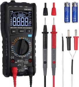 Best Multimeter under $100 2020