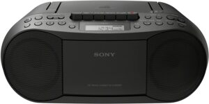 Best Waterproof Boombox CD Player 2020